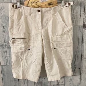 🆕 DA-NANG Silk Blend Bermuda Shorts 🆕